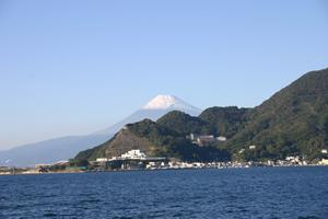 民宿ニュー白坂今日の富士山.jpg