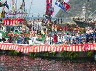 大瀬まつり 内浦漁港祭